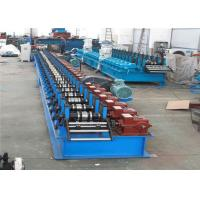 Buy cheap High Speed C Channel Roll Forming Machine 35KW Galvanized Steel Passive Decoiler from wholesalers