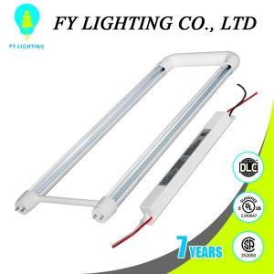 Buy cheap 2ft 18 Watt U Shaped LED Tube Lights With CRI85 PF0.9 110LM/W product