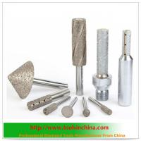 Buy cheap Vacuum Brazed Diamond Tools from wholesalers