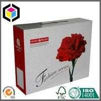 Buy cheap New Design Recyclable Printed Paper Packaging Box; Corrugated Paper Box from wholesalers