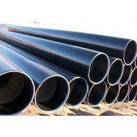 Buy cheap API 5L GR.B 52 X 65 Welded Steel Pipe , Black / Galvanised Steel Pipes For Construction from wholesalers