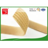 Buy cheap Self Adhesive One Sided hook and loop Fastener Nylon Hook and Loop Tape 16mm / 20mm from wholesalers