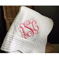 Buy cheap Skin Friendly Knitted Quilted Baby Blanket For Home / Travel / Picnic Super Soft from wholesalers