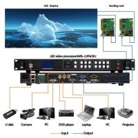 Buy cheap Amoonsky AMS-LVP613U LED Screen Video Processor USB Play Support PIP & POP One Key Black Screen Freeze Images 2018 Hot from wholesalers