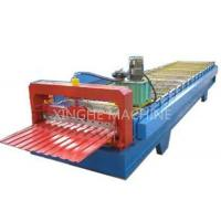 Buy cheap 380V 300H Steel Frame Cold Roll Forming Machines With 16 Stand Rollers from wholesalers