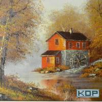 Buy cheap Matte Oil Printing on canvas ,  Polyester fabric Digital Printing Canvas For Flags from wholesalers