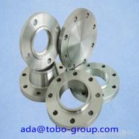 Buy cheap 254SMO 904L 24 Duplex Steel Blind Flanges For Petrochemical Industy from wholesalers