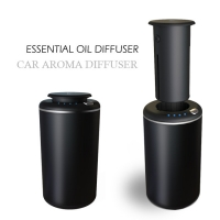 Buy cheap 30m3 Perfume Car Diffuser , 2W Waterless Aroma Diffuser from wholesalers