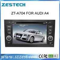 Buy cheap ZESTECH Car Auto Multimedia car dvd player for Audi A4 with dvd gps from wholesalers