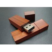 Buy cheap Customized Gift Bamboo USB Flash Drive 128MB - 32GB from wholesalers