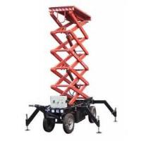 Buy cheap CE elevating platform mobile hydraulic elevating platform, hydraulic lift tables from wholesalers