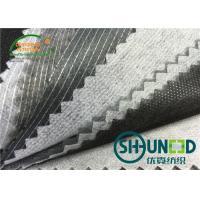 Nylon Non Woven Interlining Thermo Bond For Diverse Fused Fabric