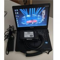 Buy cheap Jaguar and Land Rover VCI full set of Automotive Diagnostics  (Genuine tool) with Pansonic CF-53 Laptop With v149 softwa from wholesalers