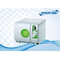 Buy cheap Medical Class B Vacuum Drying Autoclave Steam Sterilizer With Mini Printer For Clinic from wholesalers