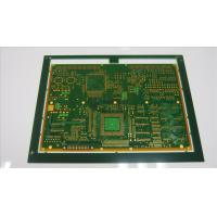 Buy cheap ENIG 6 Layer Multilayer PCB Board Fabrication FR4 2.0mm Immersion Gold product