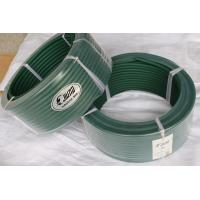 Buy cheap Industrial PU Round double sided timing Belt With High stretch from wholesalers