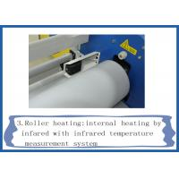 Buy cheap 64 Inch Large Format Laminating Machine , Hot And Cold Laminator Easy Operation from wholesalers