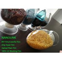Buy cheap UV Blocking Masterbatch With Inorganic Nano Materials For Extrusion / Blowing / Injection from wholesalers