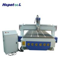 Buy cheap 3d cnc wood carving machine/CNC router wood/CNC wood router 1300*2500mm from wholesalers