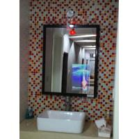Buy cheap Factory price 32,42 magic mirror tv,magic mirror ad player,magic mirror advertisement for washing room/spa room from wholesalers