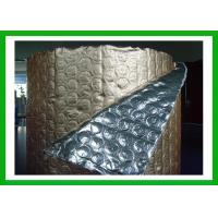 Buy cheap No Odor Aluminium Double Bubble Foil Insulation Heat Resistant from wholesalers