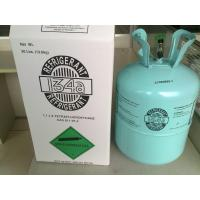 Buy cheap Auto A/C Refrigerant gas R134,with 99.95% purity from wholesalers