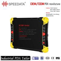 Buy cheap Two SIM Card USB Host Android8 Inch Tablet With 13.56Mhz NFC RFID Reader from wholesalers