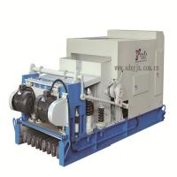 Buy cheap Prestressed concrete hollow core slab making machine GLY200-1200 from wholesalers