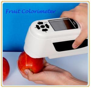 Buy cheap CIE LAB fruit test colorimeter product