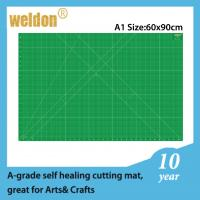 Buy cheap Foldable PVC A4 plastic cutting mats printable self healing cutting mat from wholesalers