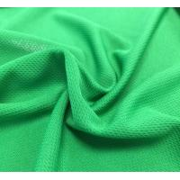Buy cheap 100% polyester wicking high quality of smooth handfeel big mesh eyeylet knitted fabric from wholesalers
