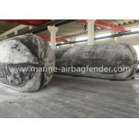 Buy cheap Flexible Marine Salvage Airbags Customized Size For Sinked Ships from wholesalers