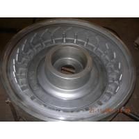 Buy cheap Custom Mine Car OTR Tyre Mould , high precision Solid Tire Mould from wholesalers