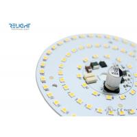 Buy cheap 9 W / 16 W Aluminum Round Pcb Led Module Cree / Samsung / Nichia / Osram from wholesalers