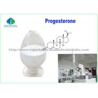 Buy cheap CAS 57-83-0 Pharmaceutical Raw Materials Bioidentical Hormones Estrogen Progestin / Progesterone from wholesalers