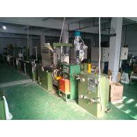 Buy cheap 450 / Min Speed Wire Extrusion Machine of CATV Cable Coaxial Cable Making from wholesalers