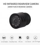 Buy cheap Car Front and Rear Camera 28MM Mini Car Reverse Camera Car Reversing Rear View Camera from wholesalers
