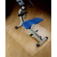 Buy cheap Trasparent PVC Athletic Gym Equipment Mats With Shockproof , Anti-Skid from wholesalers