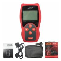 Buy cheap CHECK ENGINE Light S610 Full Funtion OBD2 Scanner for Auto Diagnostic Code from wholesalers