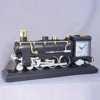 Buy cheap Train Table Clock with Alarm and Flashing Light from wholesalers