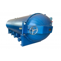 Buy cheap Building Shops Wood Treatment Impregnation Autoclave from wholesalers