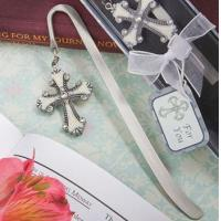 Buy cheap wedding favor Cross Themed Bookmark Favors product