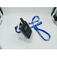 Buy cheap E8 Ear Hanging Museum Audio Guide Transmitter And Receiver For Visiting from wholesalers