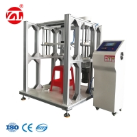 Buy cheap CE Office Furniture Testing Machine Aluminum Frame , Electric lift  Seat Impact Testing Machine from wholesalers