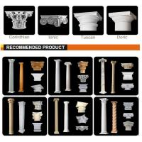 Buy cheap Carved Roman stone Capital for Columns from wholesalers