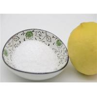 Buy cheap 99.9% Content Citric Acid Bulk Powder for Water Treatment Agent from wholesalers