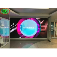 Buy cheap Church Stage Backdrop Events Led displays P4 Screen Panels , Video Wall Price Custom Led Display Rental Indoor from wholesalers
