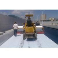 Buy cheap Non Woven Geotextile Fabric Geosynthetics Heavy Duty Felt Grey / White / Black from wholesalers