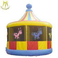 Buy cheap Hansel manufacturers of amusement products china inflatable toys inflatable bouncer castle from wholesalers