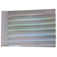 Buy cheap Luxury Holographic Mailing Bags , #000 / 4x8 Shiny Color Padded Packing Envelopes from wholesalers